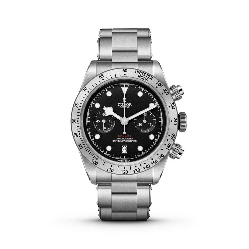 ef1376f358c Tudor Black Bay Chronograph is what happens when Breitling and Rolex ...
