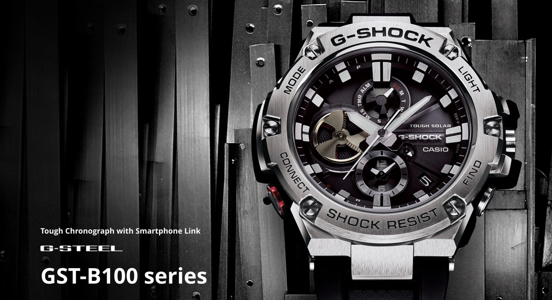 G-Steel: The G-Shock For Grown-Ups forecasting